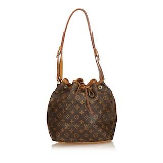 0cc25ce97392 Louis Vuitton - Monogram Petit Noe – Current sales – Barnebys.com