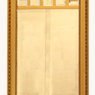 Neo Louis XVI Mirror - Plaster, Wood, Mirror glass - Approx. 1900
