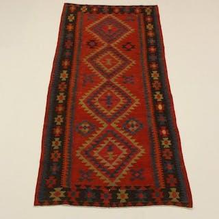 \t Antik Kaukasus - Kelim - 295 cm - 131 cm