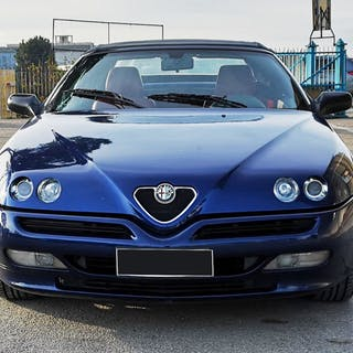 alfa romeo - spider 2000 twin spark - 2001 – current sales