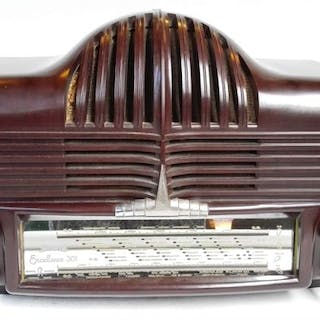 Sonora - Excellence 301 - Tube radio