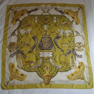 Hermès - Foulard Vintage
