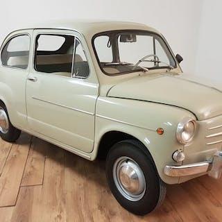 Fiat - 600 D II serie - 1964