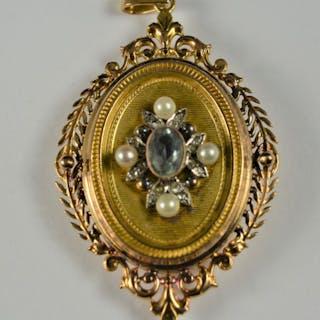 18 kt. Gold - Pendant