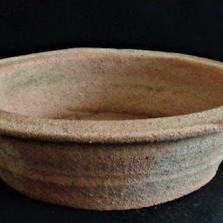 Ancient Roman Earthenware Scale - 46×170×170 mm - (1)