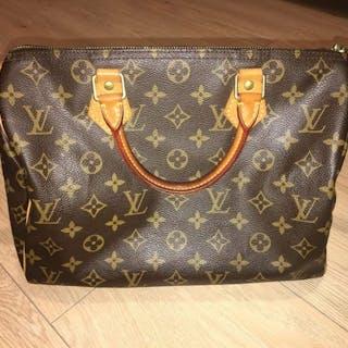 e2857319de7 Louis Vuitton - Speedy 30 Handbag – Current sales – Barnebys.co.uk