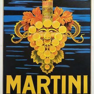 San Marco - Martini Vermouth, Martini & Rossi Torino (uva) - 1950s