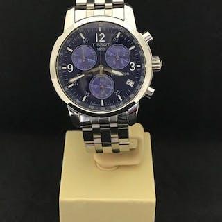 ddc28567e8e Tissot - PRC200 Chronograph - T461 - Men - 2011-present – Current sales –  Barnebys.com