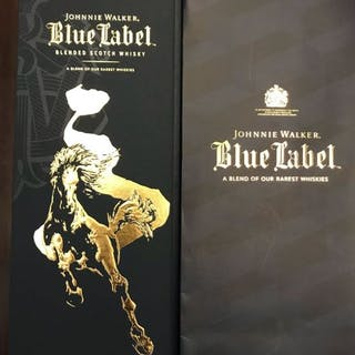 Johnnie Walker Blue Label Year of the Horse - 750ml