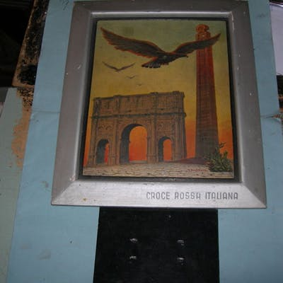 Calendario 1936.Italia Calendario 1936 Barnebys