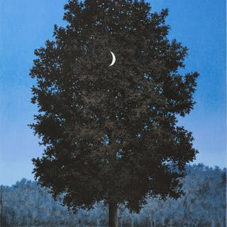 René Magritte (after) - Le Seize Septembre (The Sixteenth of September)