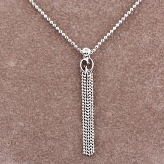 Gucci - 18 kt. White gold - Necklace Diamond