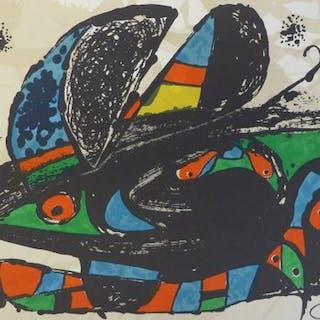 Joan Miró - Miró Sculpteur Iran