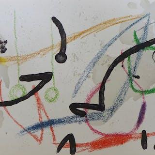 Joan Miró - Maravillas con Variaciones Acrósticas 7
