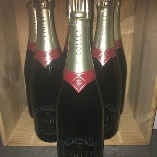 """Collet """"Art Deco"""" 1er Cru - Champagne Brut - 6 Bouteilles (0,75 L)"""