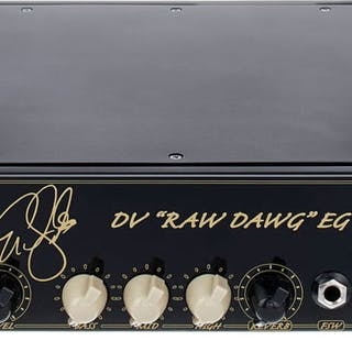 DV Mark - Eric Gales Raw Dawg EG 250W Guitar - Head - Amplifier
