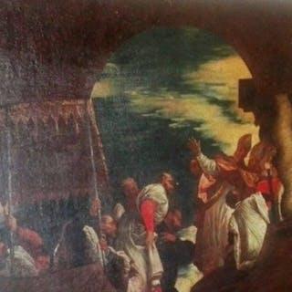 Escuela Italiana-Escuela Italiana del Siglo XVIII. San Nicolás