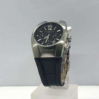 Bulgari - Ergon Chronograph Mid size watch - EG35BSLDCH - Women - 2011-present