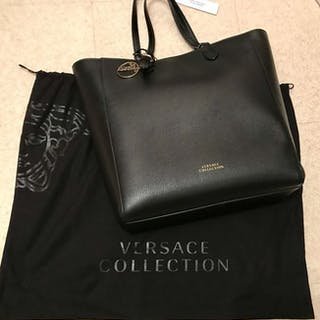 0f41a89a26d9 ... info for 6b354 f82c5 Versace - Collection Cabas Médusa Tote bag –  Current sales . ...