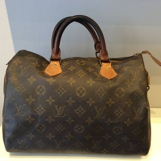 846f5015c54f Louis Vuitton - Speedy 30 Handbag – Current sales – Barnebys.com