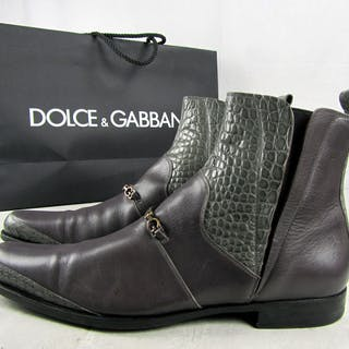 da8150cf6b41 Dolce   Gabbana - Ankle Boots – Current sales – Barnebys.com