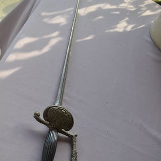 1014af97ccb1 Nice sword of court – Current sales – Barnebys.co.uk
