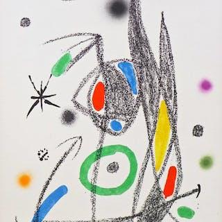 Joan Miró - Maravillas con Variaciones Acrósticas 14