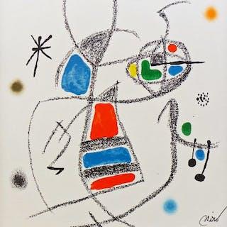Joan Miró - Maravillas con variaciones acrosticas 8