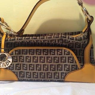 2181a1cae33 info for 7c0c6 8b170 fendi handbag shoulderbag no reserve price ...