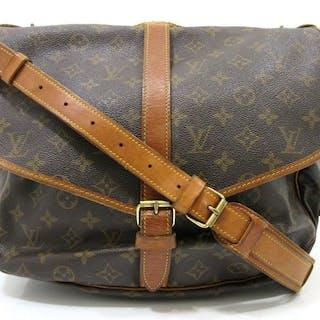 Louis Vuitton - Saumur 35 shoulder bag – Current sales – Barnebys.com ec8aa38957dca