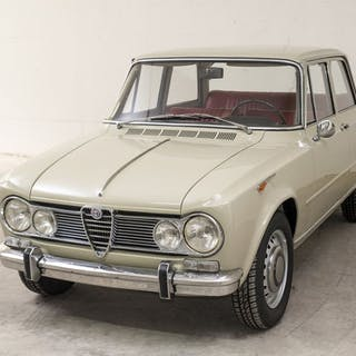 """Alfa Romeo - Giulia 1.6 Super """"Bollino Oro"""" - Restauro Totale - 1967"""