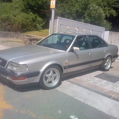 Audi - V8 d11 4 2 quattro - 1992   Barnebys