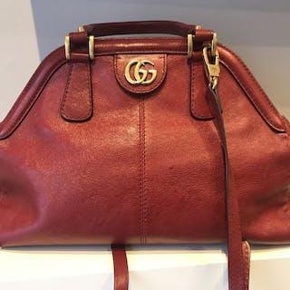 2594217fc3cb Gucci - Rebelle Shopper bag – Current sales – Barnebys.co.uk