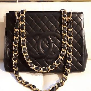 Chanel - Grand Shopping Tote Shoulder bag