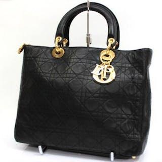 新! Christian Dior - Lady Dior Handbag afff34b86f390