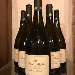 """2018 Chablis """"Cuvée St Martin"""" Domaine Laroche - Bourgogne - 6 Flaschen (0,75 l)"""