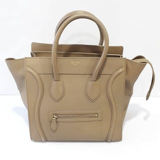 Céline - Luggage Handbag – Current sales – Barnebys.com cbee33708d755