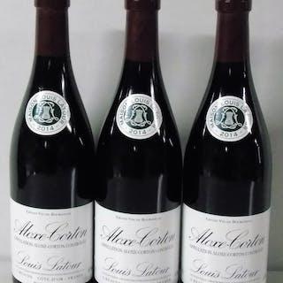 2014 Aloxe Corton - Louis Latour - Bourgogne - 3 Flaschen (0,75 l)