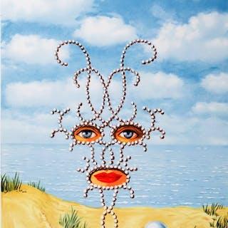 René Magritte (after) - Sheherazade
