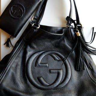 db96a5e7950 Gucci - Soho HoboHandbag – Current sales – Barnebys.co.uk