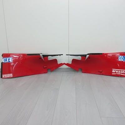 Parti - Sidepod Ferrari F1 412 T2 - 1995