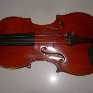 Hannibal Fagnola - Violin