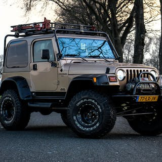 Top Jeep Jeep Wrangler Wiki