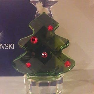 f63f1130ab9b Eva Maria Ried - Swarovski- Big Christmas tree Felix (1) - Crystal –  Current sales – Barnebys.com