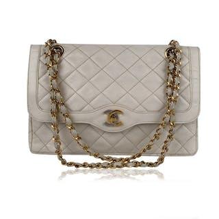 Chanel - Vintage Limited Edition Double Flap Bag Borsa a spalla