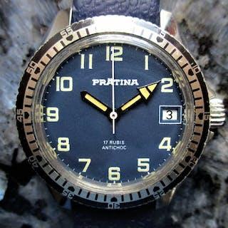 P R Ä T I N A (Dugena / Alpina German Watchmaker Cooperative\tBerlin