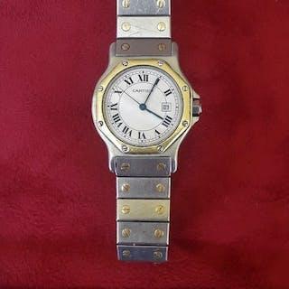 datant Cartier Tank Watch