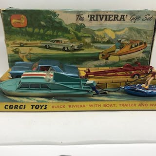Corgi - 1:43 - Gift set The Riviera N°31 - complet