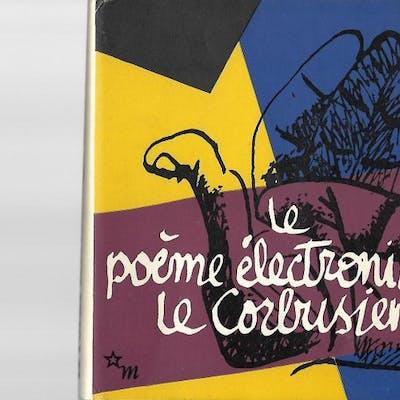 Le Corbusier Le Poème électronique 1958 Barnebys
