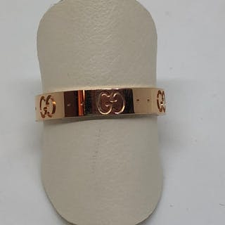 d0462fb2c0130 Gucci - 18 kt. - Ring – Current sales – Barnebys.com